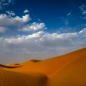 by Catalino Jr Baylon - Landscapes Deserts