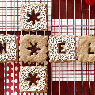 Spiced Christmas Cookies.