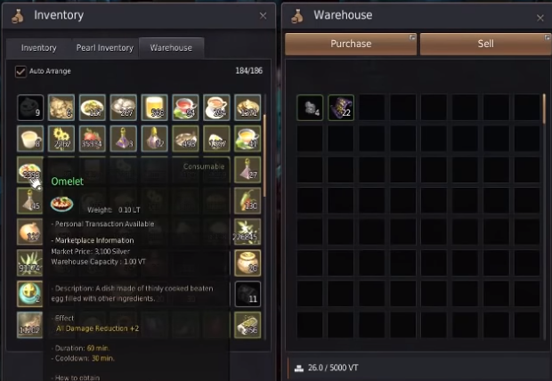 Black Desert Online Central Marketplace Guide
