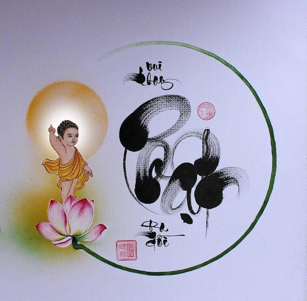 Rằm tháng tư Phật ra đời