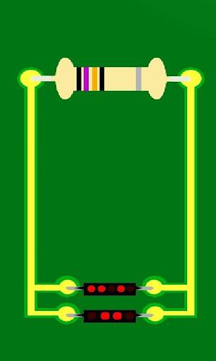 Resistor Clock
