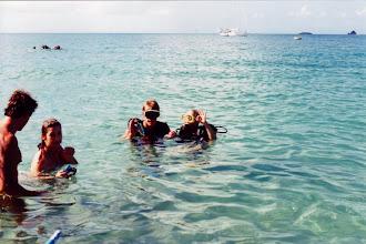 Photo: #018-Baptême de plongée pour Viviane
