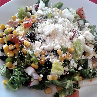 Mexican Chopped Salad.