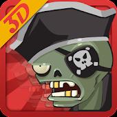 Zombie War 3D