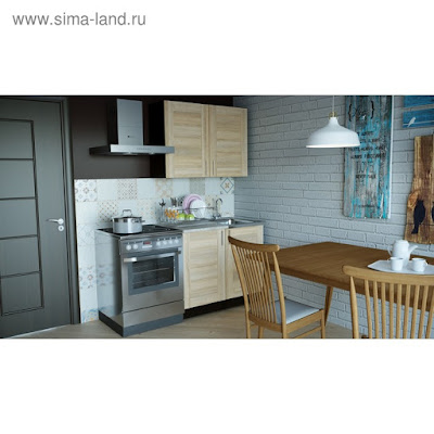 Кухонный гарнитур Ника мини 1000