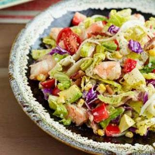 Avocado & Shrimp Chopped Salad