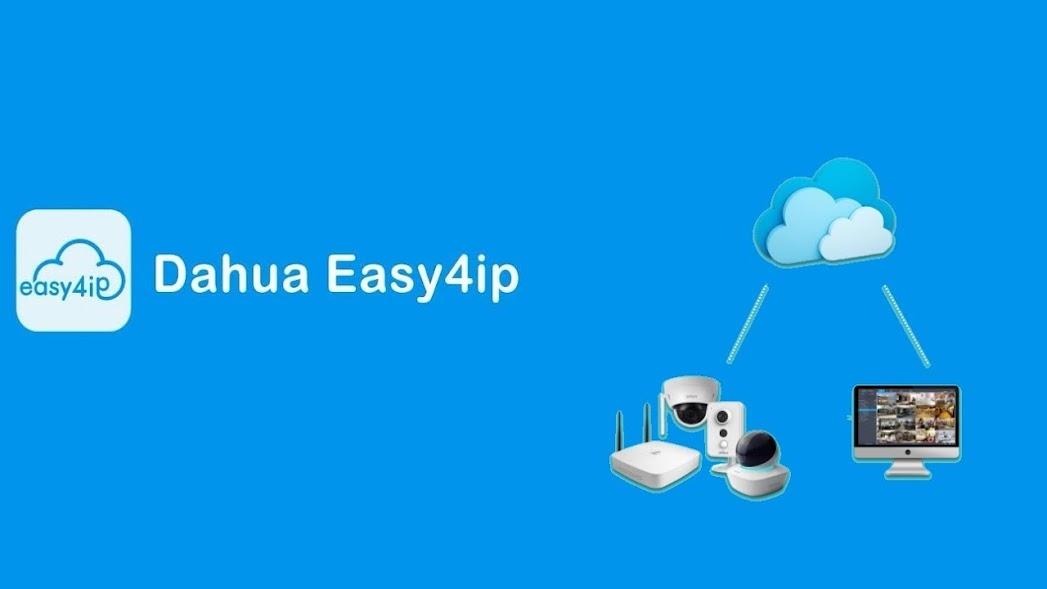 xóa thiết bị Dahua ra khỏi tài khoản Easy4ip