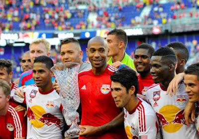 Les NY Red Bulls démentent le retour de Thierry Henry