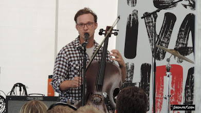 Photo: Ben Sollee has a magical fire inside