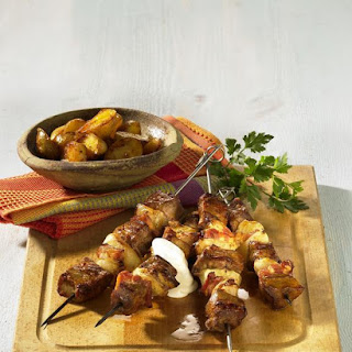 Tex-Mex Pork Skewers
