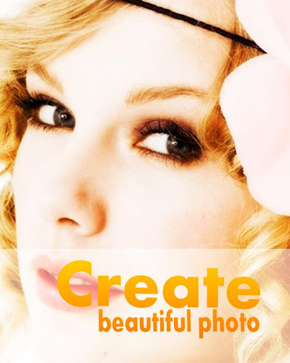 Create Bautiful Photo