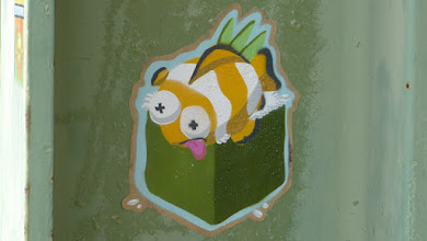 Photo: Sticker; FISH