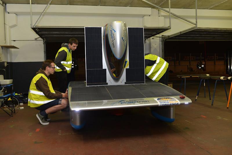 iLumen European Solar Challenge 2014