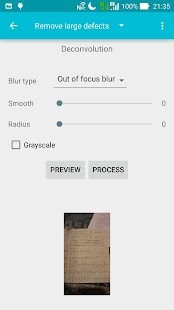 Deblur It - fix photo blur!- screenshot thumbnail