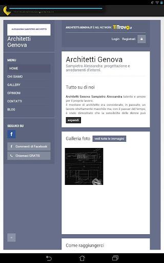 Architetti Genova