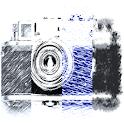 Sketchy Art Camera icon