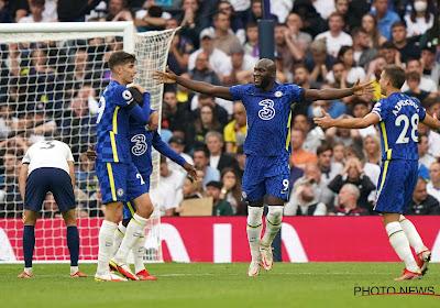 Chelsea reste dans le wagon de tête et inflige à Tottenham sa seconde défaite d'affilée