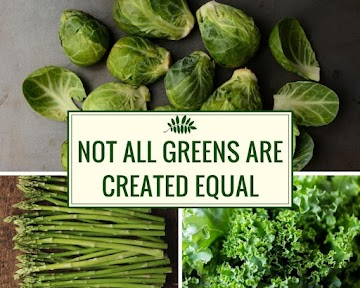 Not All Greens Are Created Equal Recipe
