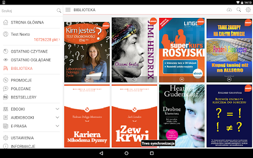 Nexto Reader- screenshot thumbnail