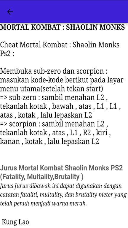Kode Mortal Kombat Shaolin Monks Ps2 Langsung Tamat : mortal, kombat, shaolin, monks, langsung, tamat, Pendidikan:, Mortal, Kombat