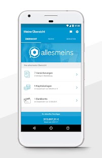 allesmeins- screenshot thumbnail