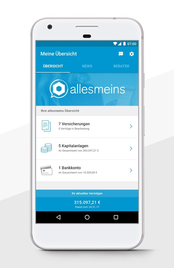 allesmeins- screenshot