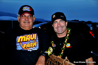 Photo: Stan Borge and Ron Capps