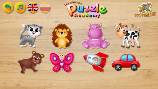123 Kids Fun PUZZLE Academy