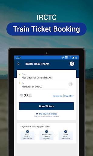 RailYatri - Live Train Status, PNR Status, Tickets screenshot 10