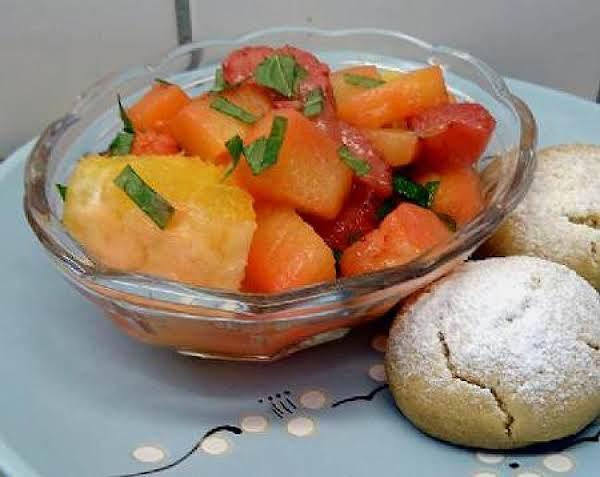 Turkish Fruit Salad ( Mvye Salata) Recipe