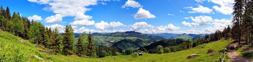 Photo: Oriental Carpathian Mountains
