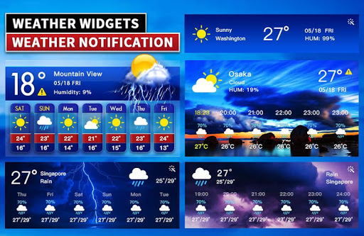 Weather Forecast 1.0.8.5 Screenshots 9