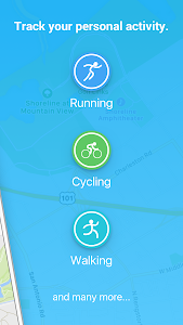 Running Walking Jogging Hiking GPS Tracker FITAPP 4.7.2 (Premium)