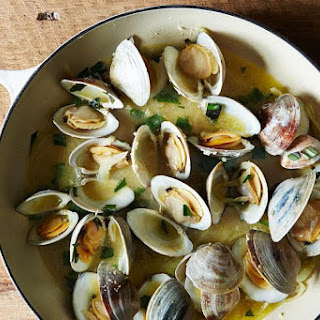 Mussels With Lime-Butter Sauce