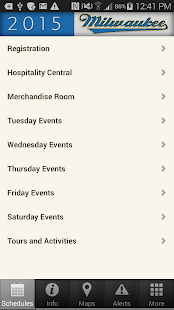 DU National Convention - screenshot thumbnail