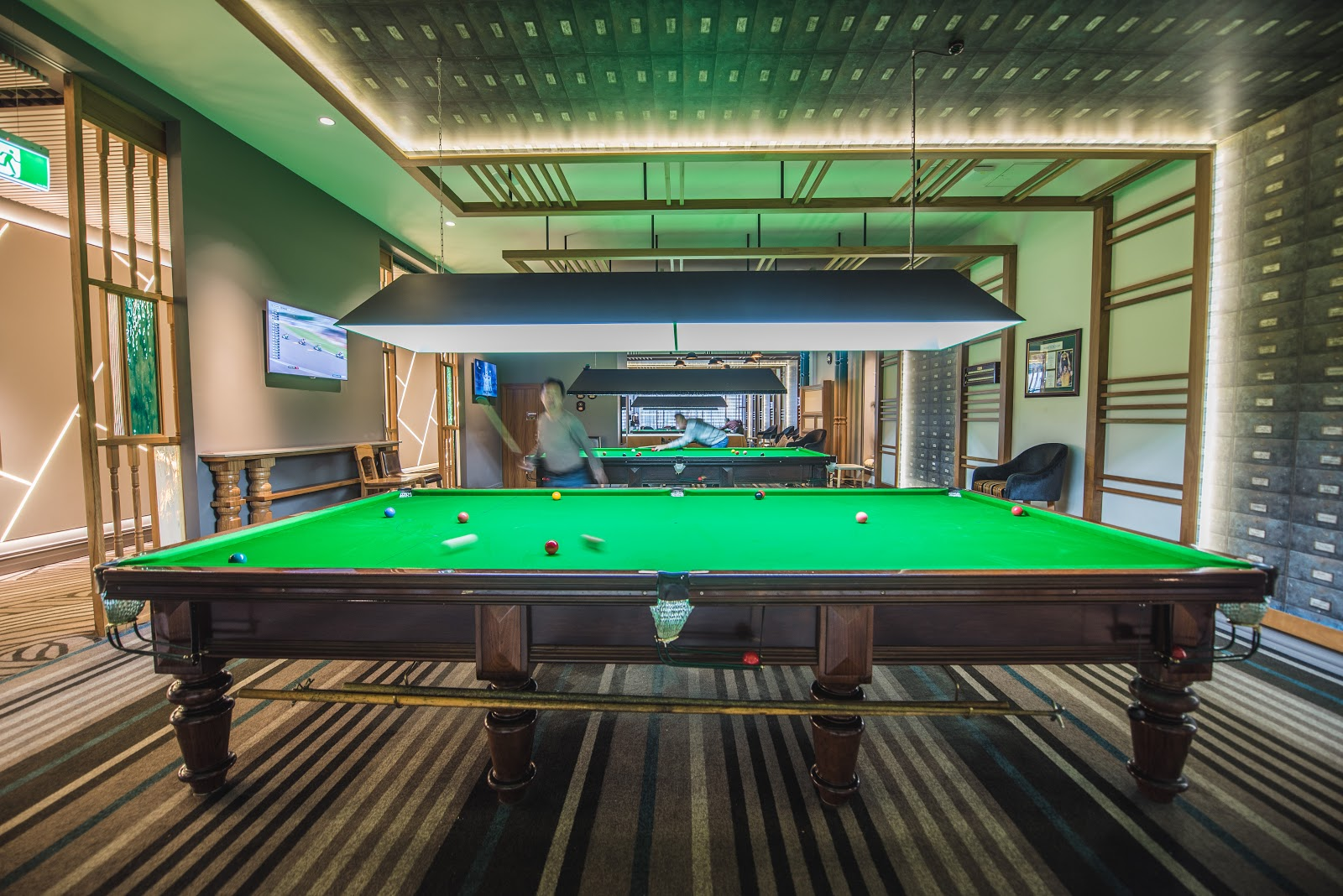 snooker and billiards sydney