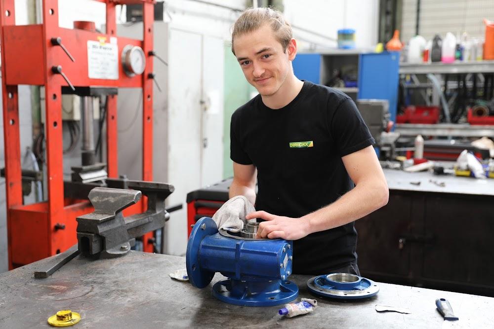 Maël, Alternant ingénieur en maintenance