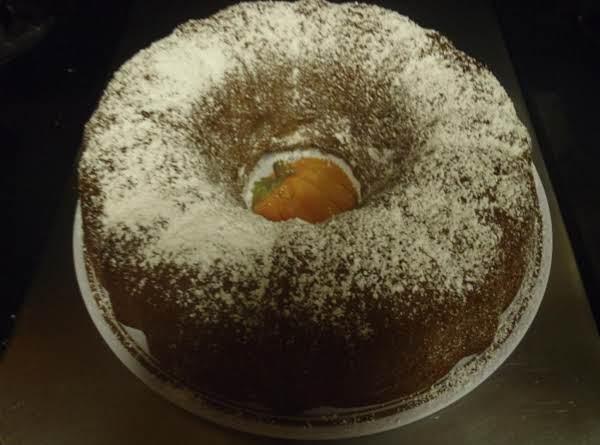 Harvest Apple Cake Recipe