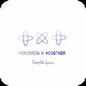 TXT Lyrics (Offline) icon