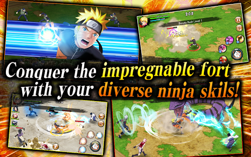 NARUTO X BORUTO NINJA VOLTAGE 3.0.2 screenshots 2