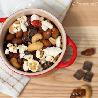 Just A Nutter Healthy Trail Mix.