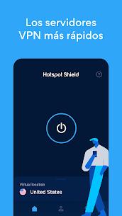Hotspot Shield Premium – Proxy VPN gratuito y segura 2