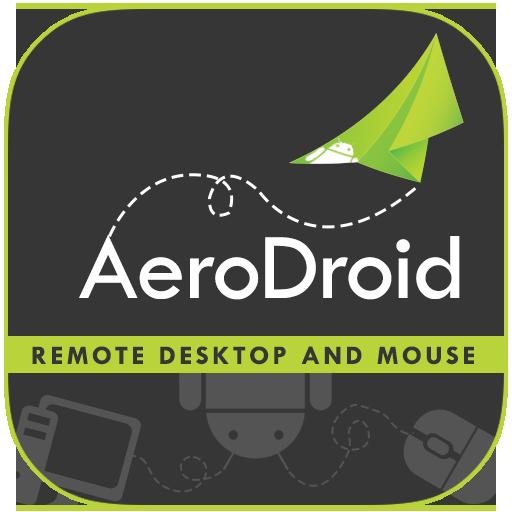 AeroDroid Remote Desktop&Mouse 工具 App LOGO-APP試玩