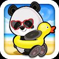 Baby Panda Jump Vacation