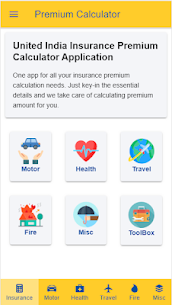 Insurance Premium Calculator for UII Apk Latest Version Download For Android 1