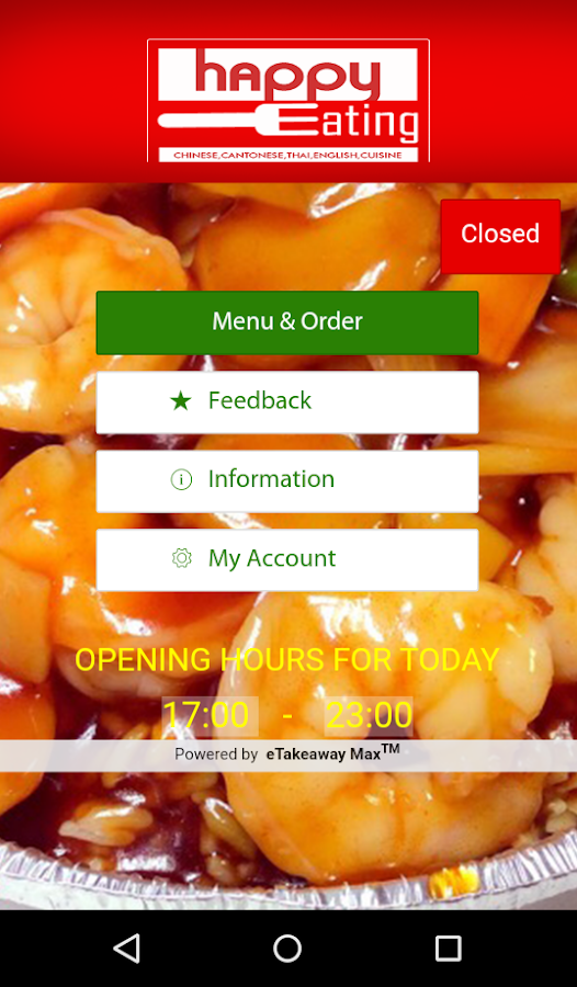 Happy Eating Seaham- screenshot