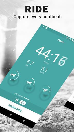 Equilab - Equestrian Tracker screenshots 2