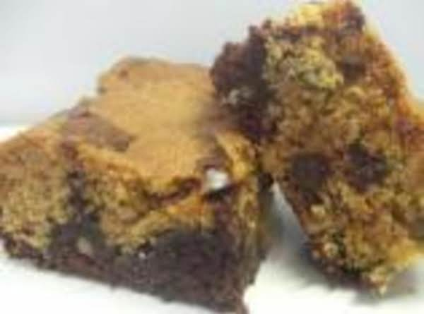 Quick And Easy Chocolate Chip Cookie Dough Brownies Recipe
