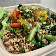 Quinoa Bowl with Veggies (add protein)