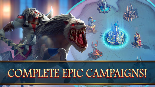Mobile Royale MMORPG - Build a Strategy for Battle  screenshots 11